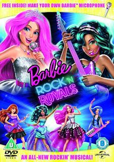 Barbie in Rock  n Royals (2015) บาร์บี้ กับแคมป์ร็อคเจ้าหญิงซูเปอร์สตาร์