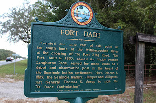 Fort Dade en el Withlacoochee