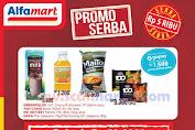 Alfamart Promo SERBA! Belanja 50.000 Bisa Tebus 5Ribu, 10Ribu dan 15Ribu Periode 1 - 15 April 2020