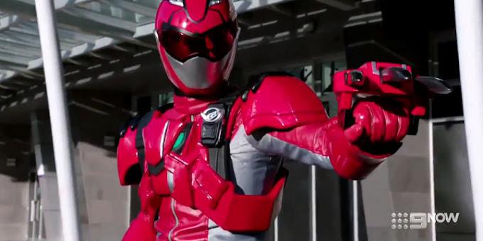 Power Rangers Beast Morphers Episode 15 Subtitle Indonesia
