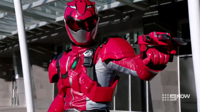 Power Rangers Beast Morphers Episode 15 Subtitle Indonesia