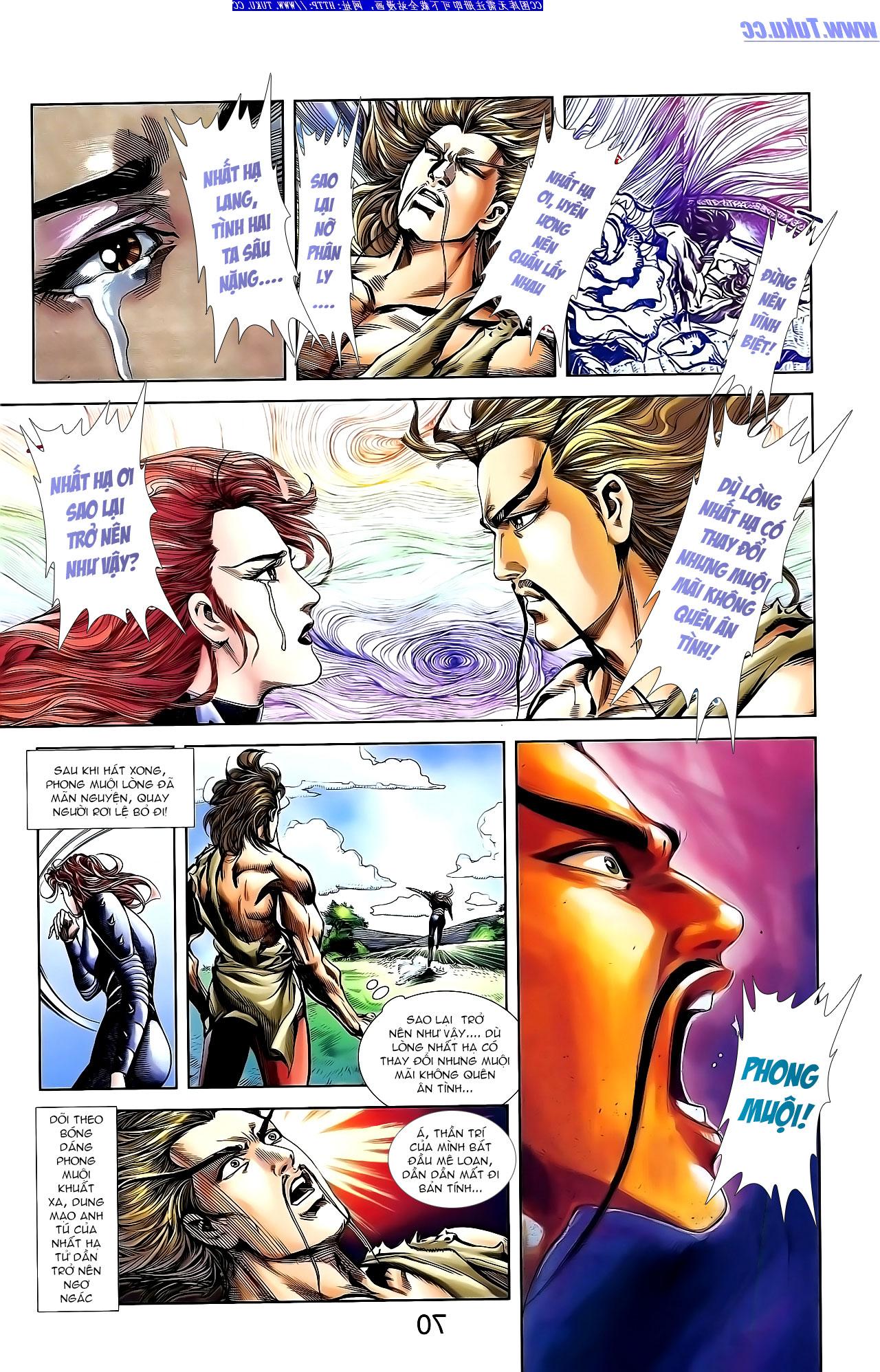 Cơ Phát Khai Chu Bản chapter 141 trang 15