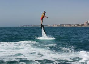Flyboard.