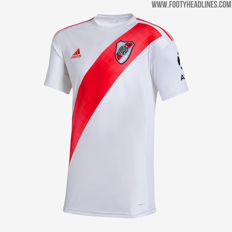 River Plate 19 20 Home Kit Released Footy Headlines