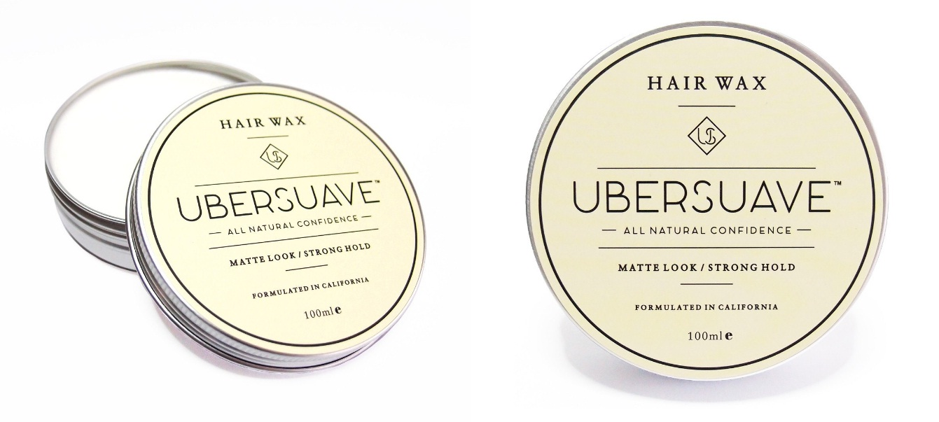 Ubersuave Hair Wax Review