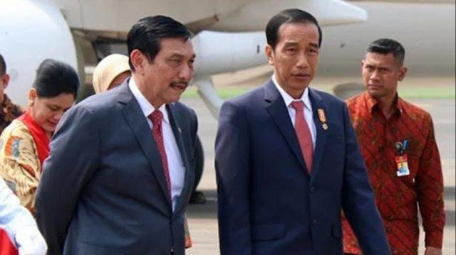Jakarta Lockdown Luhut