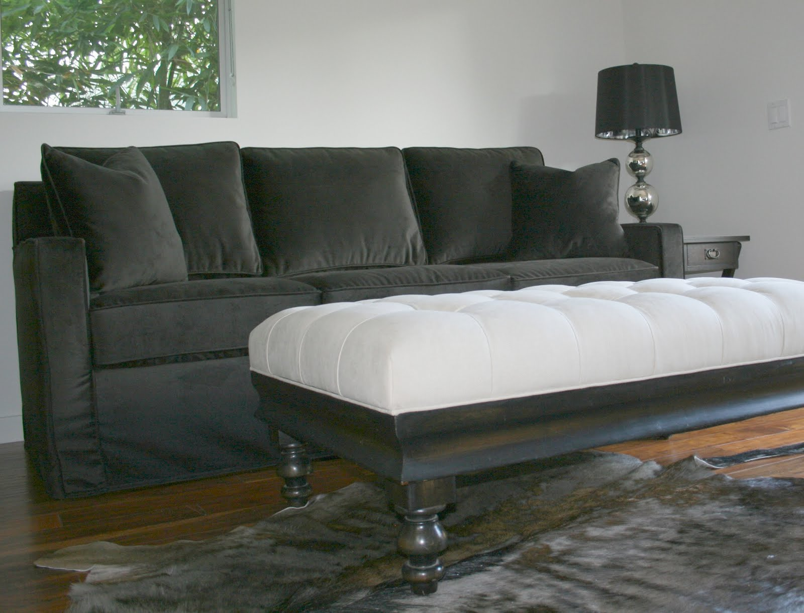 Ekeskog Sofa Slipcover Overstock Velvet Clic Slipcovers Microfiber