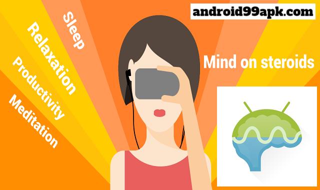 تطبيق Mindroid 🧠 Psychowalkman v5.0 مجانا بحجم 4 MB للأندرويد