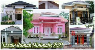 Desain Rumah Minimalis 2021