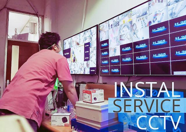 Jasa Teknisi CCTV Bergaransi