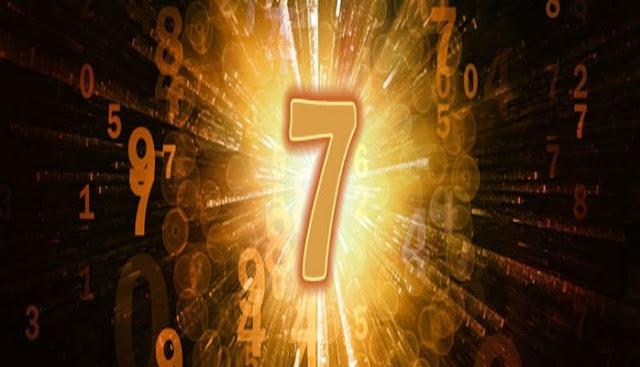 Ý nghĩa con số 7 trong biểu đồ ngày sinh (Thần số học)