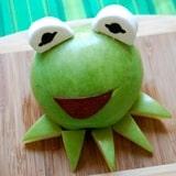 Kermit the Frog Apples