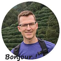 Mario, auteur du blogue Bon Voyage