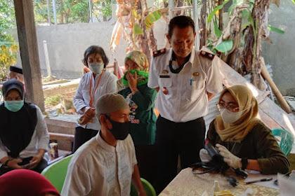 Bontoa Mandai Kebut Vaksinasi Covid-19 di RW-RT