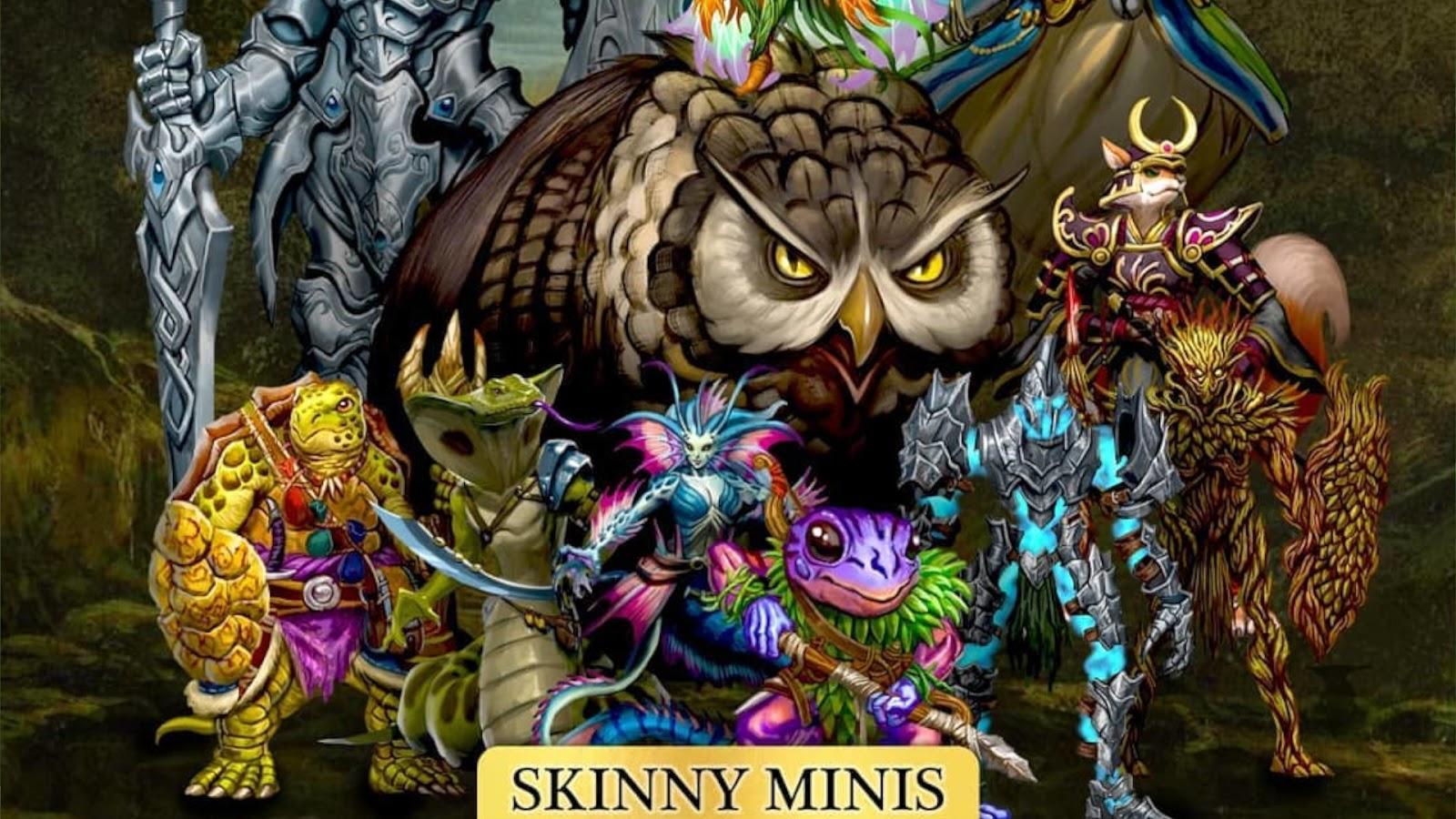Kickstarter Highlights - Skinny Minis