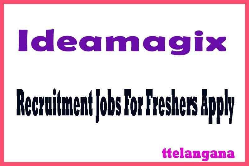 Ideamagix Recruitment Jobs For Freshers Apply