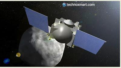 NASA OSIRIS-REx Spaceship Is Going To Reach Down On Asteroid Bennu On 20 October