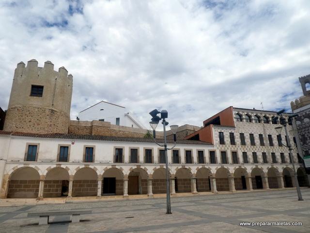 qué ver en Badajoz imprescindible
