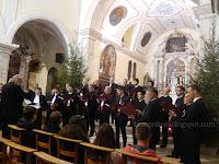 Muški gradski zbor Brodosplit crkva Supetar slike otok Brač Online