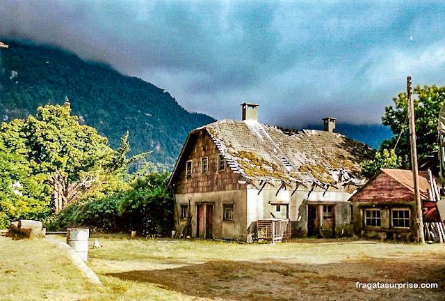 Casa de Fazenda em Peulla, Sul do Chile