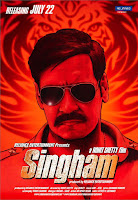 Singham 2011 720p Hindi BRRip Full Movie Download