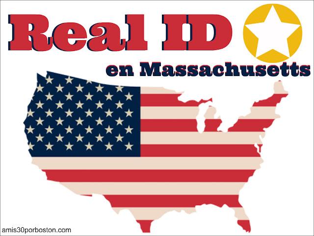 Real ID en Massachusetts