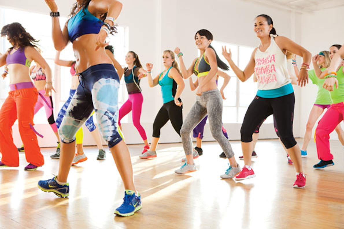 Manfaat Luar Biasa Senam Aerobik Untuk Kesehatan Tubuh Wanita