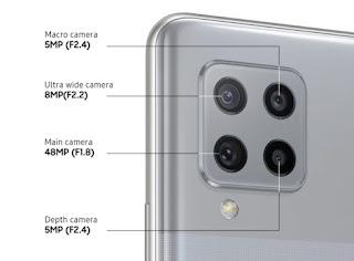 سامسونج جالاكسي Samsung Galaxy M42 5G