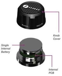 Đơn vị cảm biến áp suất lốp Fobo Tire