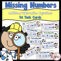 Missing Numbers using Tricky Equations