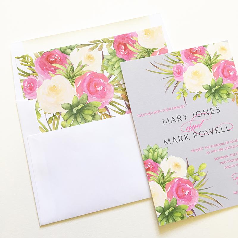 Assembling Wedding Invitations is best invitations example