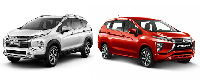 Varian Tipe & Harga Mitsubishi Xpander 2020