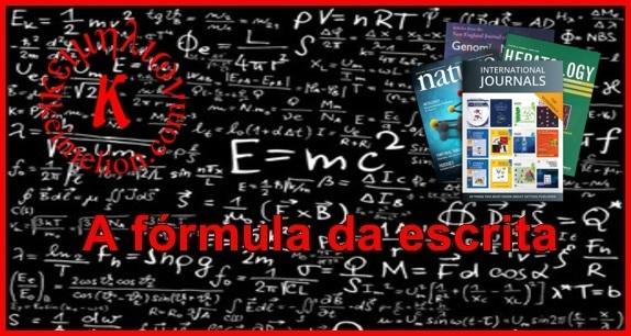 Não existe uma fórmula para se escrever e publicar, mas existem formulações que ajudam.