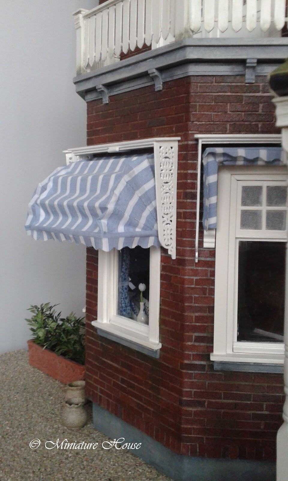 Miniature House Making Blinds