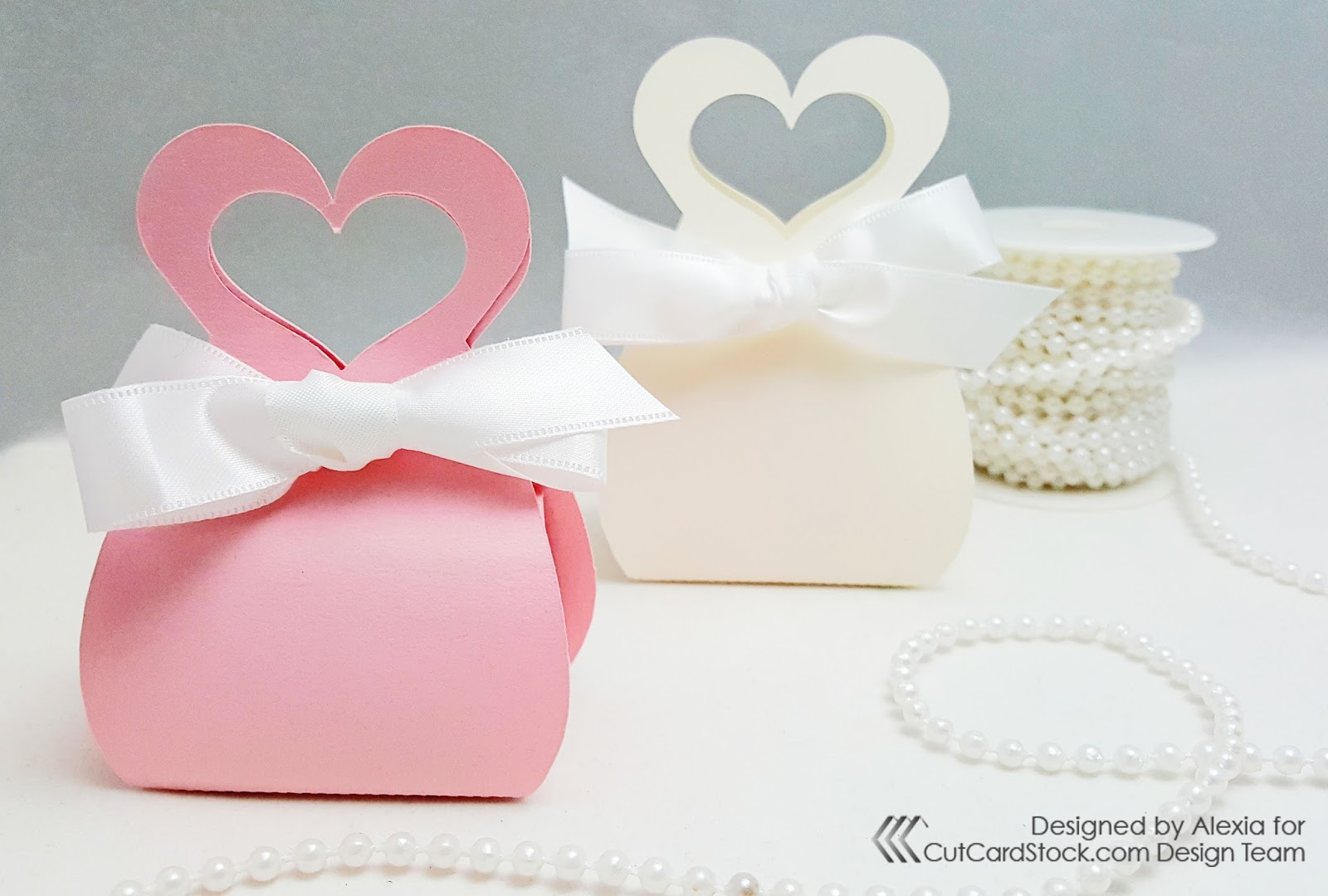 Wedding Party Favor Box | Picture Life