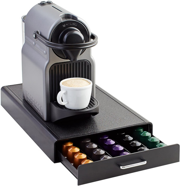 Cassetto per capsule Nespresso Amazon Basics