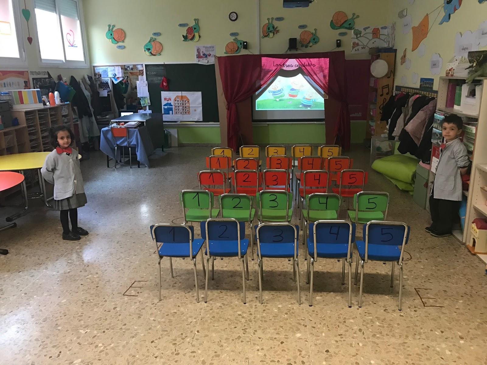 Agustinas Valladolid - 2017 - Infantil 4 - Teatro 4
