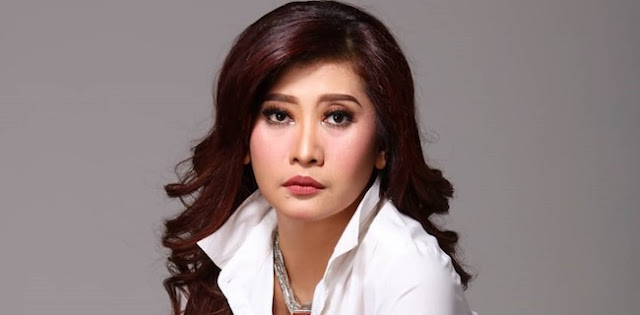 Ike Muti Akhirnya Minta Maaf Ke Pemprov DKI Jakarta