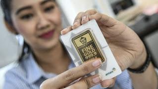 Harga Emas di Jambi Hari Ini, Rabu 25 November 2020