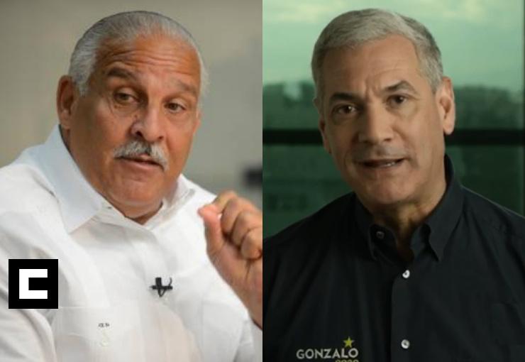 Jaime David y Gonzalo Castillo