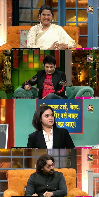 Download The Kapil Sharma Show 20th September 2020 Complete Episode HDTV 480p || MoviesBaba 1
