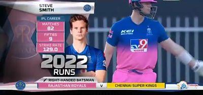 RAJASTHAN ROYALS Vs  Chennai Superkings । RR VS CSK Highlights Steven Smith runs । TodayMatch ।Kolkata vs Mumbai Indians । Yesterday Highlights । ipl highlights । Higjlights.