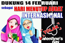 SAY NO TO VALENTINE'S DAY!!!
