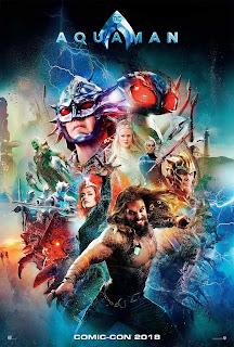Aquaman - Poster & Trailer