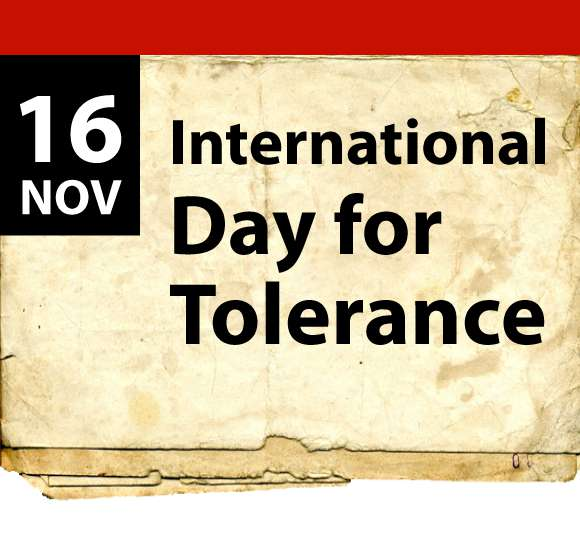 International Day For Tolerance Wishes For Facebook