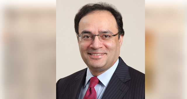 Muhammad Aurangzeb joins #HBL as President and CEO