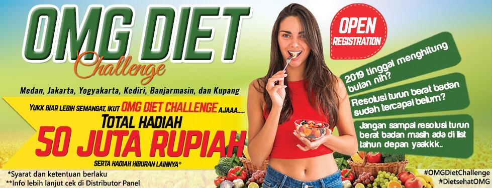 OMG Diet Challenge HWI