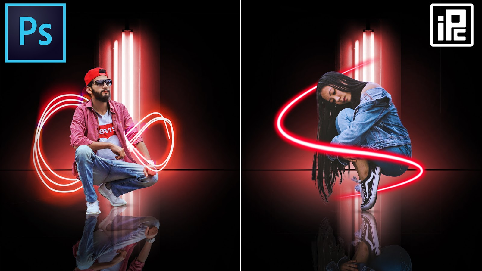 How to create neon light effect image editing in photoshop cc 2019, neon light effect image editing, neon light effect image manipulation, neon light effect, neon light, how to edit neon light effect, edit neon light effect, image manipulation, image editing, editing, image editing in photoshop, photo editing, photo editing in photoshop cc 2019, photoshop, photoshop cc 2019, edit photo with neon light effect, illphocorphics, illphocorphics image editing, image editing, illphocoprhics tutorial,