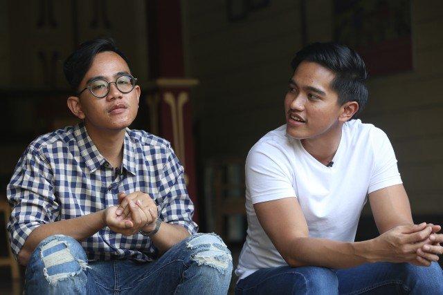Diajak Warganet Dukung Uighur, Anak Jokowi Membisu
