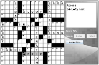 Tutorial on solving the Crossword Puzzles